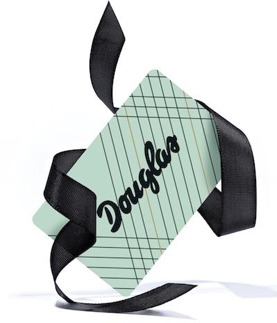 Giftcard Douglas